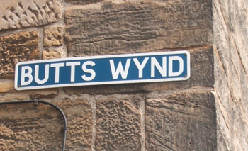 Butts Wynd