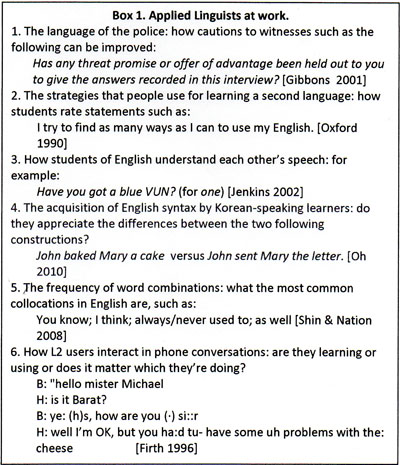 Linguistics online research paper writing